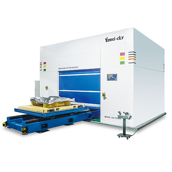 三维机器人激光切割系统