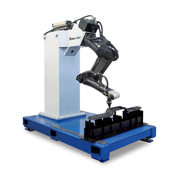 CYCN三维机器人C02激光切割系统